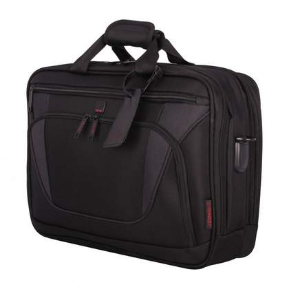 Tripp black technology business laptop bag