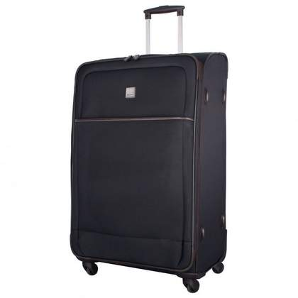 Tripp Full Circle II 4-Wheel Large Suitcase Navy