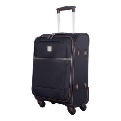 Tripp Full Circle II 4-Wheel Cabin Suitcase Navy