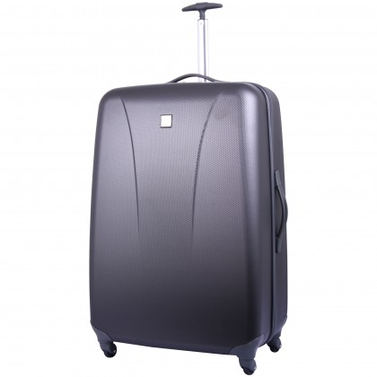 Tripp Lite 4-Wheel Large Suitcase Graphite