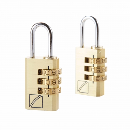Travel Blue Combi Lock