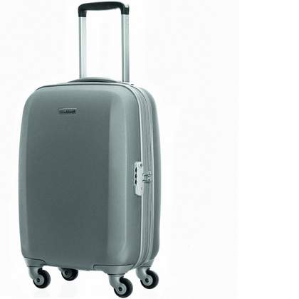 Samsonite Starwheeler 4-Wheel Large Upright Silver