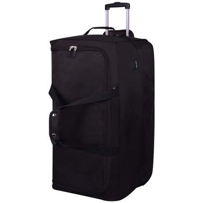 Tripp  Pillo II Large Wheel Duffle Black