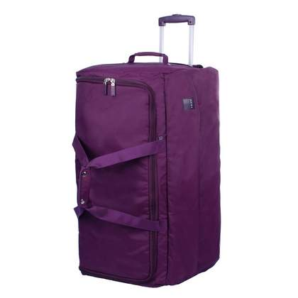 Tripp Pillo II  Large Wheel Duffle Aubergine