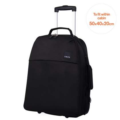 Tripp  Pillo II Backpack on Wheels Black
