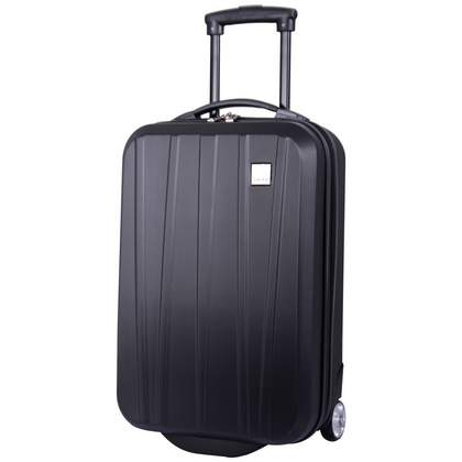 Tripp Essentials Hard 2-Wheel Cabin Suitcase Black