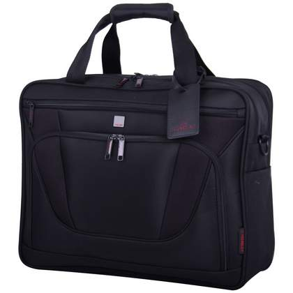 Tripp Technology Laptop Shoulder Bag Black