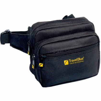 Travel Blue Black Metro Pouch
