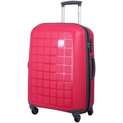 Tripp Holiday 4 4-Wheel Medium Suitcase Raspberry