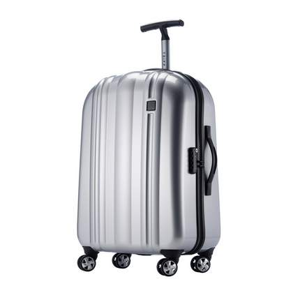 Tripp Absolute Lite 4-Wheel Medium Suitcase Silver