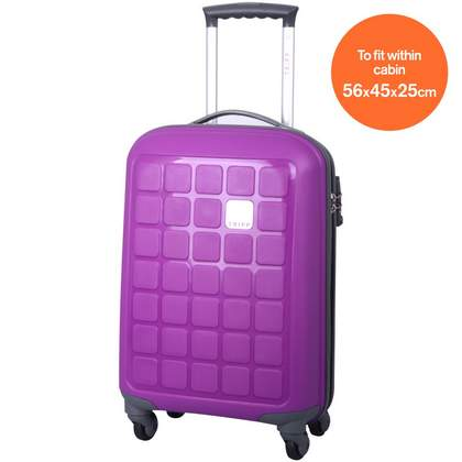 Tripp Holiday 4 4-Wheel Cabin Suitcase