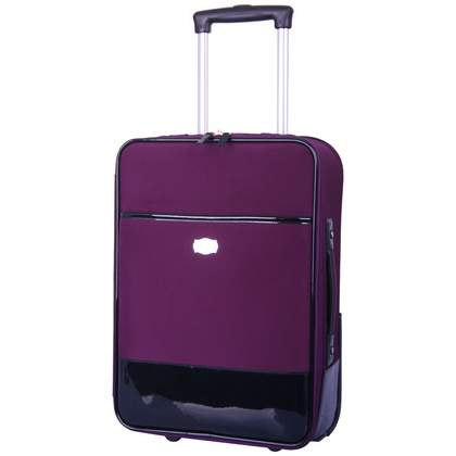 Jasper Conran at Tripp Metropolitan 2-Wheel Cabin Suitcase Black Cherry