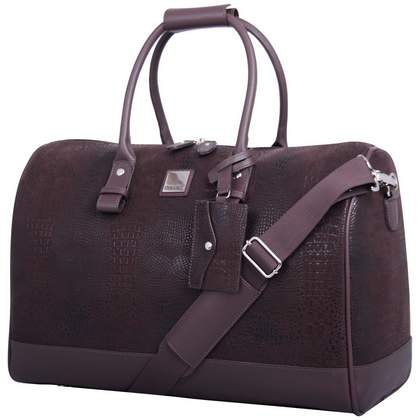 Tripp Voyage Medium Holdall Chocolate