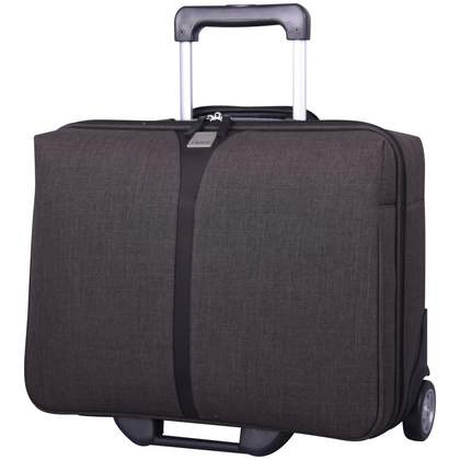 Tripp Superlite Ltd Edition Wheeled Tote Grey Marl