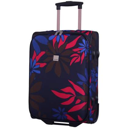 Tripp Express Sunshine Flower Cabin Suitcase Rasp/Navy
