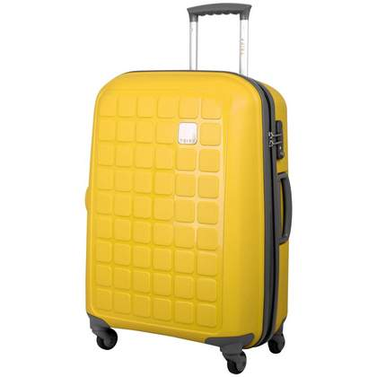 Tripp Holiday 4 4-Wheel Large Suitcase Yellow