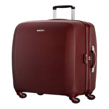 Samsonite Starwheeler 4-Wheel Large Suitcase Red