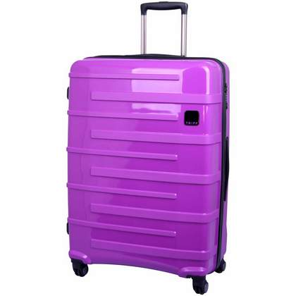 Tripp  Star Lite 4-Wheel Large Suitcase Mulberry