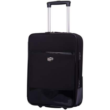 Jasper Conran at Tripp Metropolitan Cabin 2-Wheel Suitcase Black