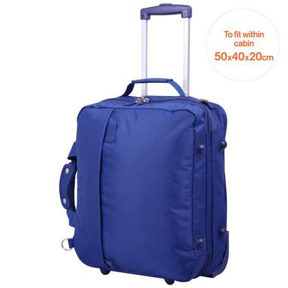 Tripp Pillo II 2-Wheel Cabin Suitcase Indigo