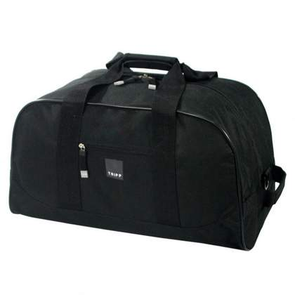 Tripp  Essentials Medium Holdall Black