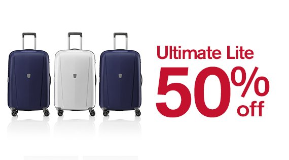 Ultimate Lite 50% off