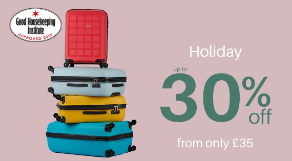 Holiday up to 30% off