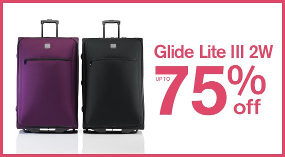 Glide Lite III 2W up to 75% off