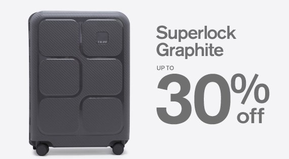 Superlock graphite up to 30% off