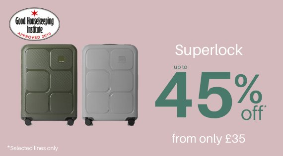 Superlock up to 45% off