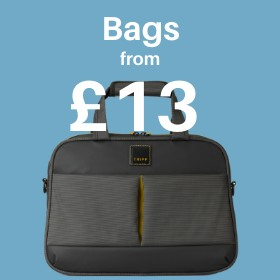 Bags from only £13