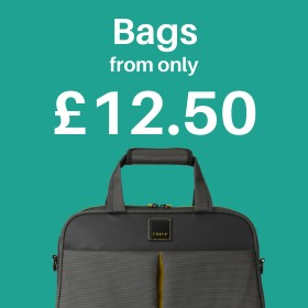 Bags from £10