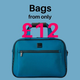 Bags from only £10