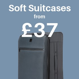 Soft Suitcases from only £37