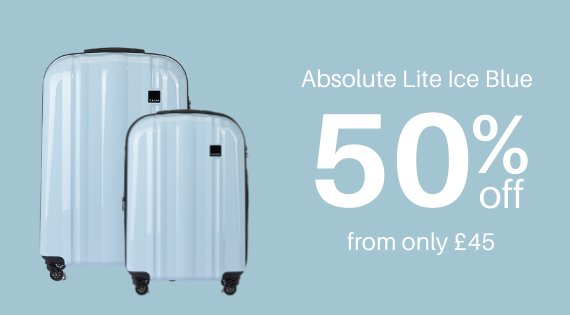 50% off absolute lite
