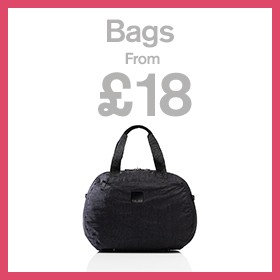 Bags from £18