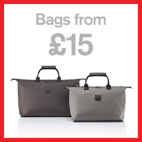 Bags from £15