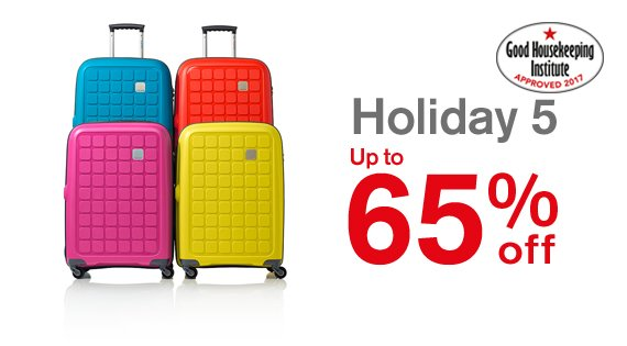 Holiday 5 Up to 70% off