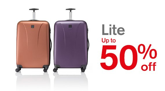 Lite Up to 50% off