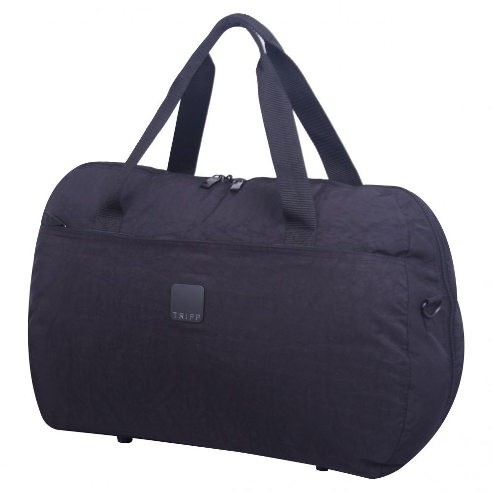 Tripp Black Holiday Bags Large Holdall Tripp Ltd