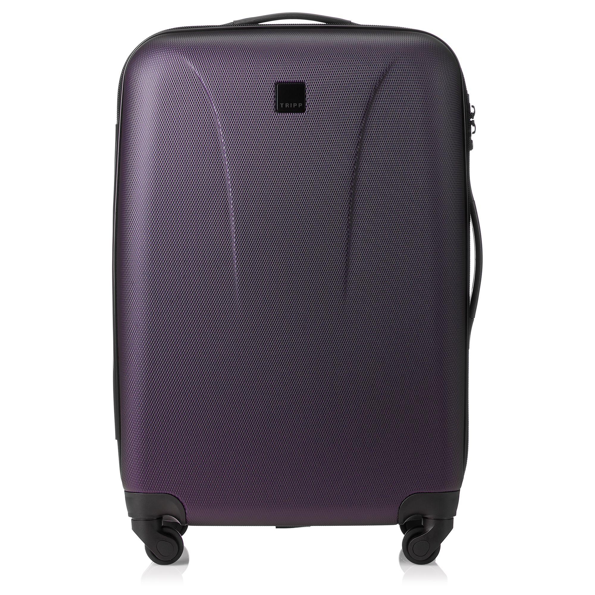 tripp cassis 39 lite 39 4 wheel medium suitcase tripp ltd. Black Bedroom Furniture Sets. Home Design Ideas