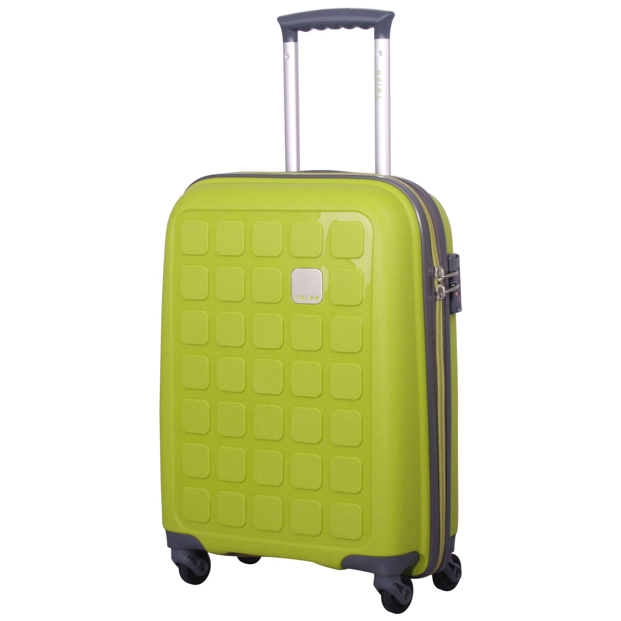 Tripp emerald 'Absolute Lite II Frame' cabin 4W suitcase - Hard ...