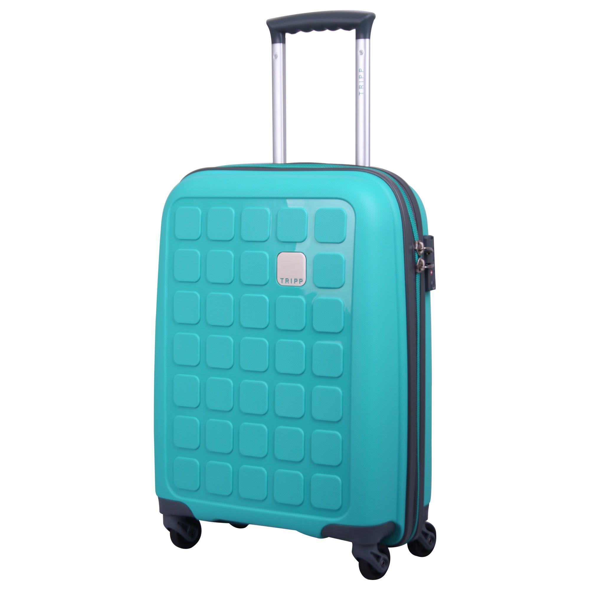 Tripp citron II 'Holiday 5' cabin 4 wheel suitcase - Hard ...