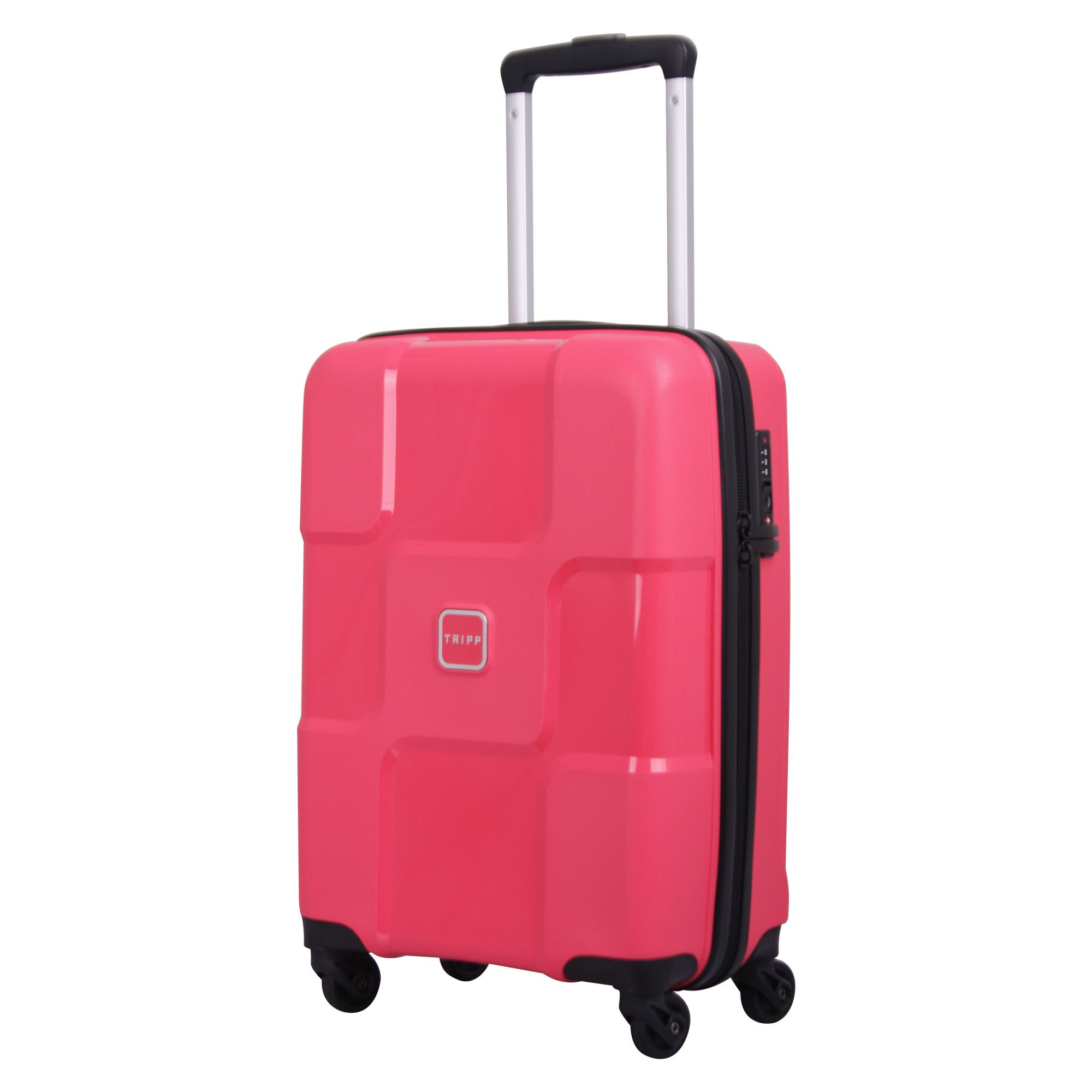 tripp watermelon 39 world 39 4 wheel cabin suitcase hard suitcases tripp ltd. Black Bedroom Furniture Sets. Home Design Ideas