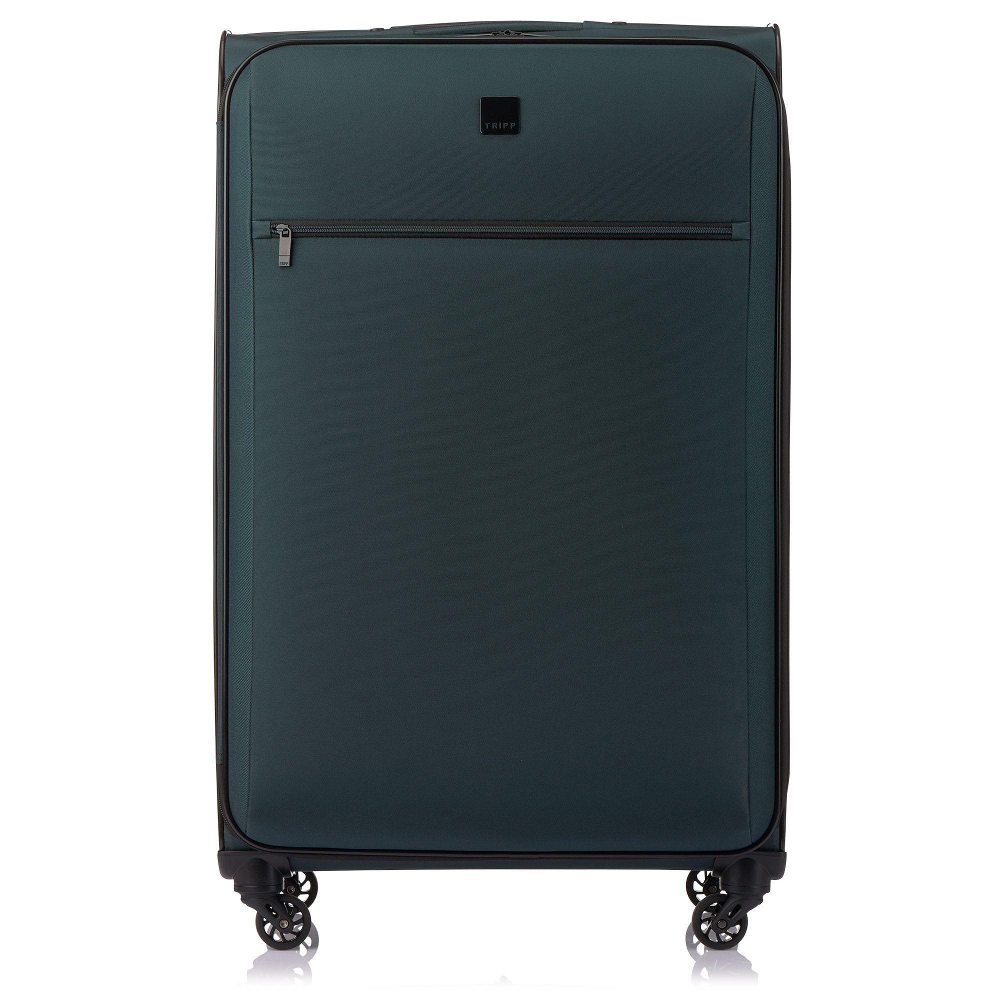 Tripp Emerald Full Circle 4 Wheel Large Suitcase Soft