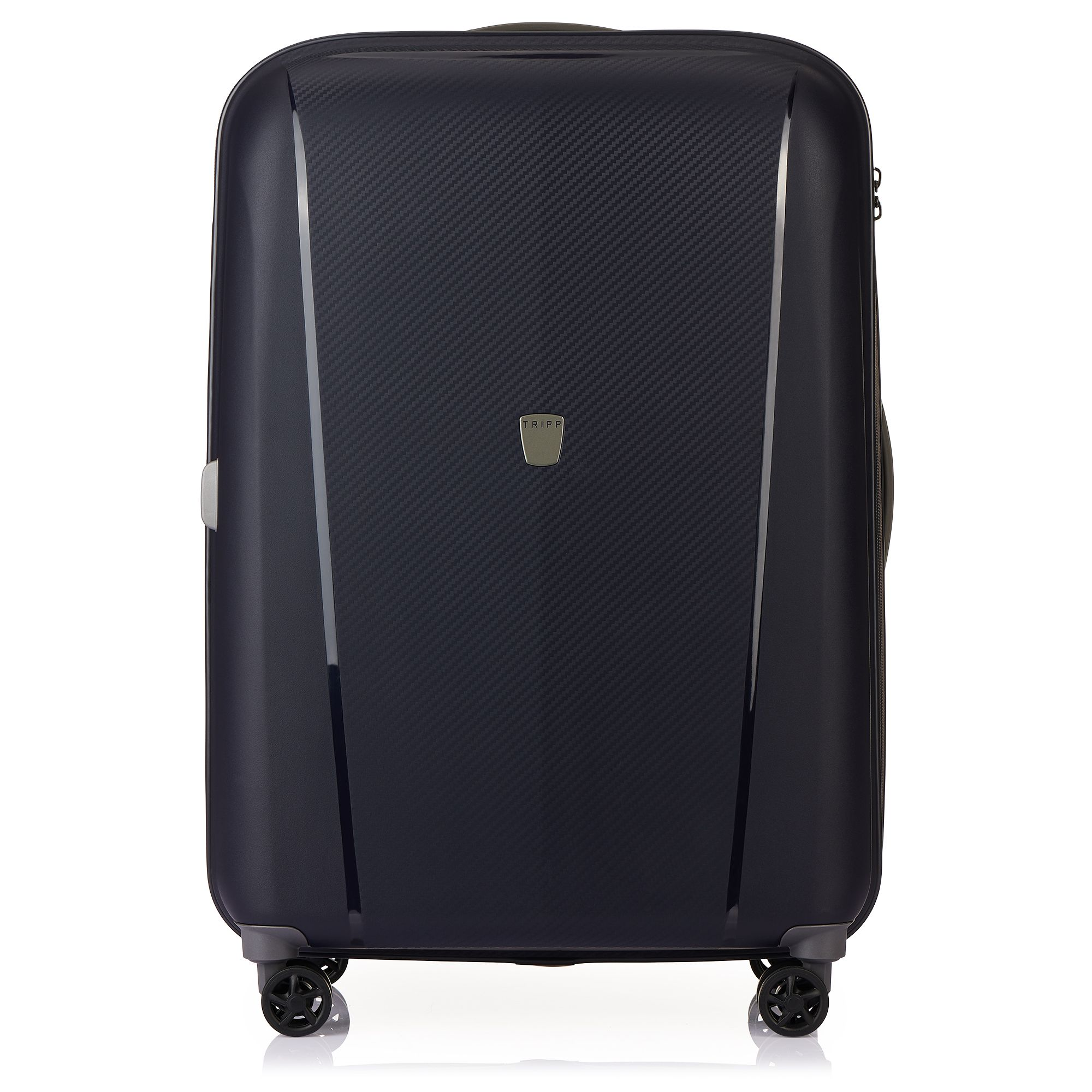 1d5b3bc2233f Tripp Midnight 'Ultimate Lite II' Large 4 Wheel Suitcase