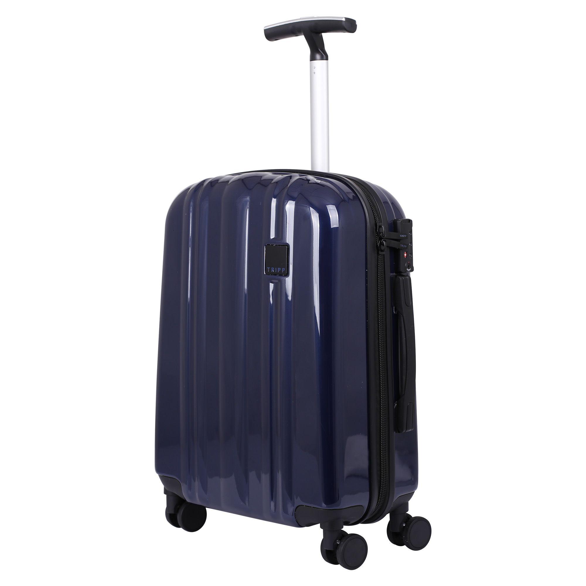 tripp ink blue ii 39 absolute lite 39 cabin 4w suitcase. Black Bedroom Furniture Sets. Home Design Ideas