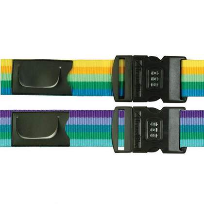 Travel Blue Security Strap 2""