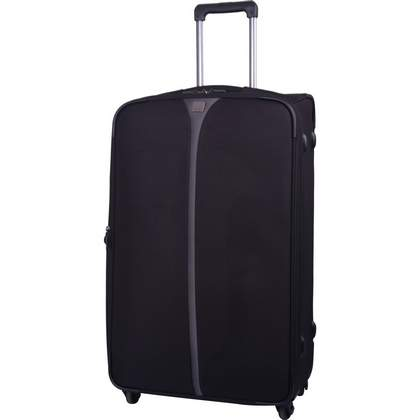Tripp Superlite 4-Wheel Large  Suitcase Black