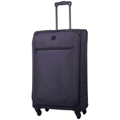 Tripp Full Circle 4-Wheel Medium Suitcase Putty